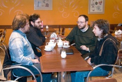 Meeting in Saint Petersburg at April 2007.jpg