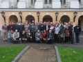 Group photo of Wikimedians from Wikiconference 2008.jpg